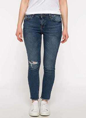 DeFacto Rebeca Skinny Fit Denim Pantolon